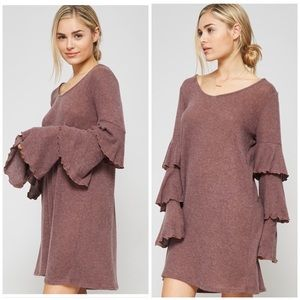 ❗️ARRIVED❗️LIMITED STOCK❗️ Tunic Slip Dress